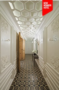 House Hotel Galatasaray is a 19th-century boutique hotel in Instanbul