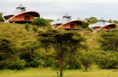 luxury tented suites at Mahali Mzuri, which opens in August