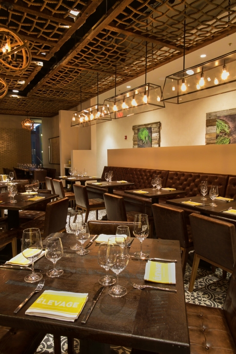 Elevate your palate in Elevage, the fine dining restaurant in the new Epicurean Hotel in Tampa, FL. Amy Pezzicara, Pezz Photo/Epicurean