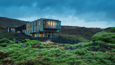 Ion Luxury Adventure Hotel in Selfoss, Iceland joins the Design Hotels™  collection.