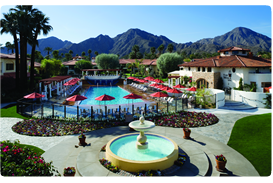 Miramonte Resort & Spa in Southern CA.