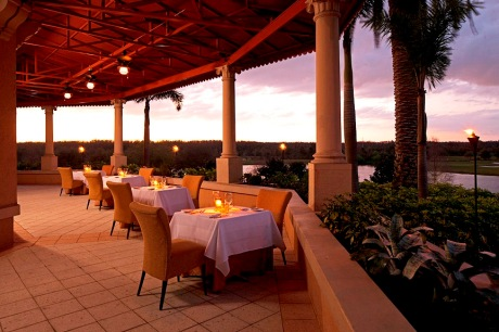 New patio adds nighttime romance at Norman's at The Ritz-Carlton