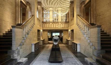 The elegance of Das Stue in Berlin, Germany, one of DesignHotels.com properties