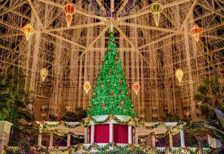 Christmas comes early to Gaylord Palms in Orlando