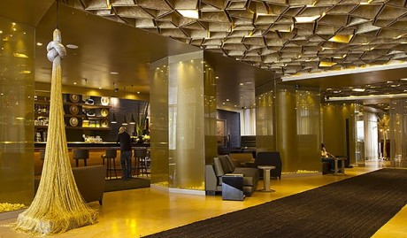 BOG Hotel in Bogota, Columbia... just one of the Shopaholic Holiday hotels on sale by Design Hotels