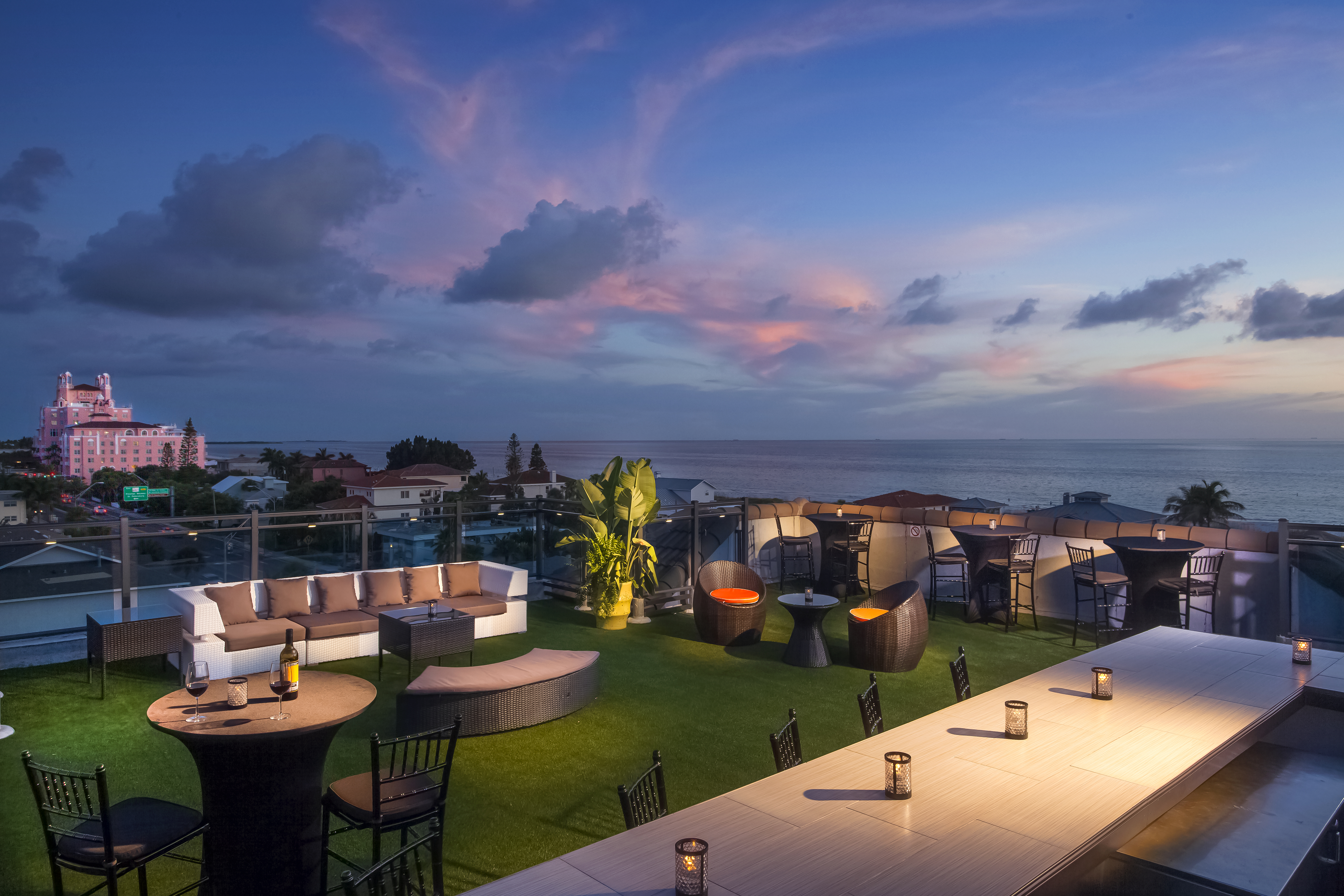 the hotel zamora zings with zesty spanish flavors and dÉcor