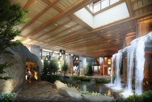 Gaylord Rockies Grand Lodge expected to debut late 2018