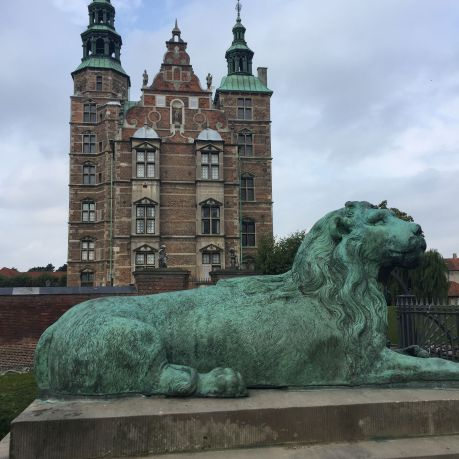 Rosenberg Castle, Copenhagen. photo by Karen