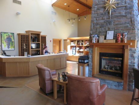 Northstar Winery was on our must-do list of wineries to visit