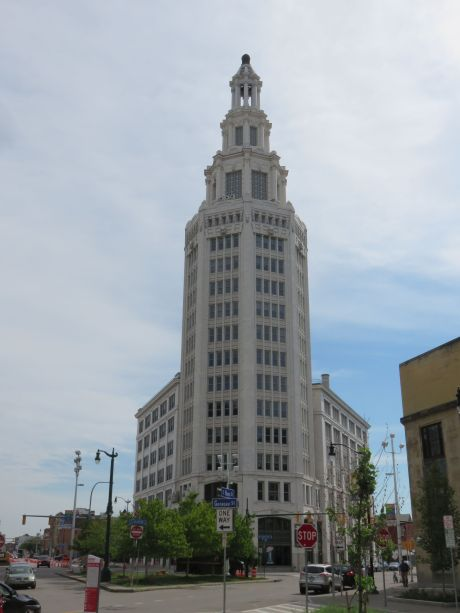 The Electric Tower, now Ferguson Electric, built in 1912.