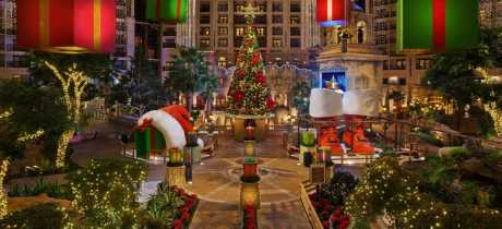 Gaylord Texas Lone Star Christmas