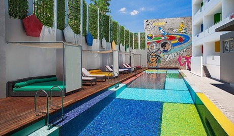 Save 35% when you book Luna2 Studiotel in Seminyak, B, a Design Hotels resort