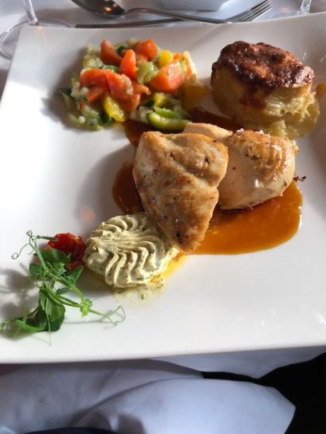 IMG_0899 Chicken with scalloped potatoes at Imlauer sky-Bar & Restaurant..jpg